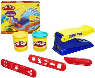 Play-Doh Fun Factory Toy Game Kids Play Gift Extruder Tool Lets You Load, Extru