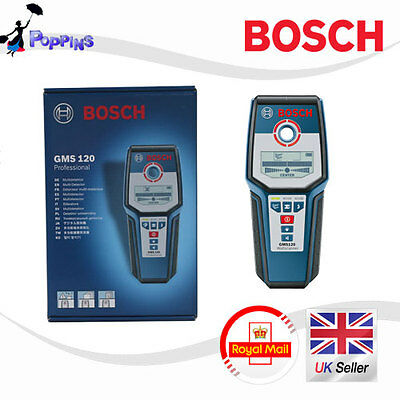 NEW Genuine Bosch GMS 120 Professional Multi-Detector