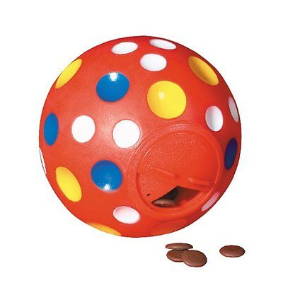 Good Boy Dog Toy Treat Ball Puzzle (Colours May Vary) Pet Supplies By Pet Thing