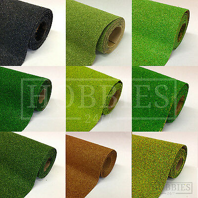 Grass Landscape Mat Rolls 120x60 Javis Wargame Scenery 00 N Gauge Model Railways