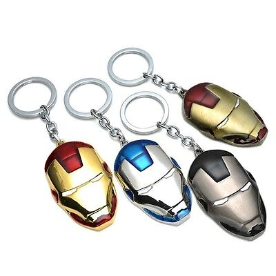 Marvel Avengers Iron Man Keychains - UK Seller