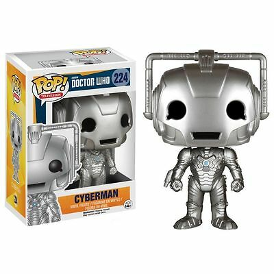 CYBERMAN Dr.Who Funko POP 10cm Figur OVP Doctor