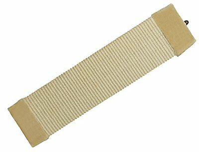 Nobby 72013-02 Scratching Board W/ Plush 63 X 15 Cm Beige Pet Supplies Small Ho