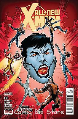 All New X-Men #9 (2016) 1St Printing Bagged & Boarded