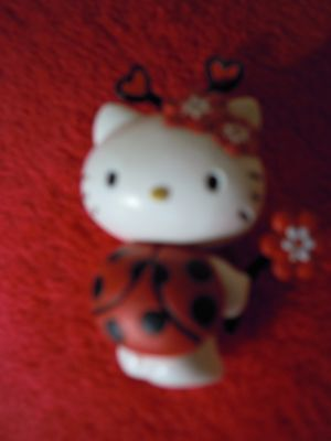 Rare / Figurine - Hello Kitty