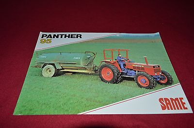 Same Panther 95 Tractor Dealer's Brochure YABE8