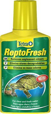 Tetra Repto Fresh Water Conditioner Pet Supplies Tetra Reptofresh Is A Water Co