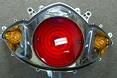 NEW TGB Rear Brake Lamp Assembly without Outer Lens for R50x , Bullet 505 light