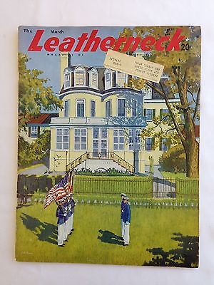 Leatherneck Magazine of the Marines March 1947