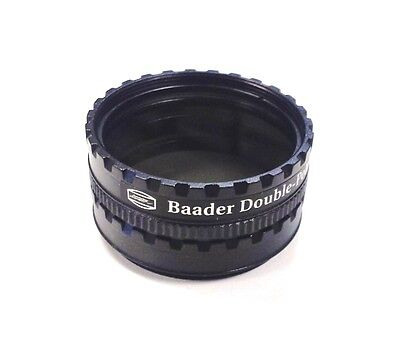 """BAADER DOUBLE POLARISING FILTER with ROTATING CELL MOUNT 1.25"""""""