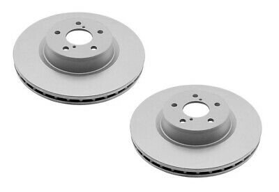 DBA Rear Brake Rotor Pair DBA2857