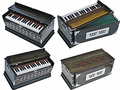 HOME DECOR EDH  Harmonium-Peti-Baja-3¼ Octaves-Shruti-440Hz-Yoga-Bhajan