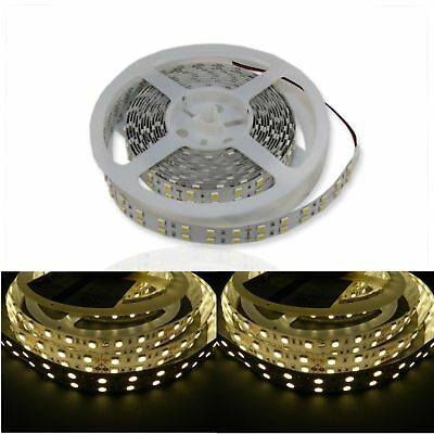 LED Strips Dualband 5 Meter 600 LED 5050  warmweiß 12.0-13.5 Lm/LED  24V