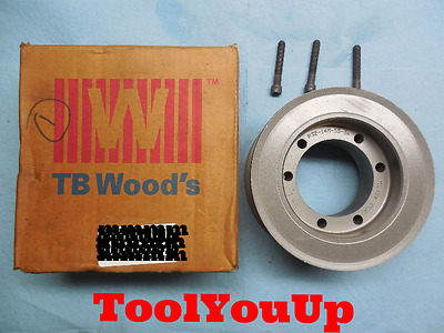Woods P32-14M-55-Sk Synchronous Sprocket Timing Gear Belt Pulley New Old Stock