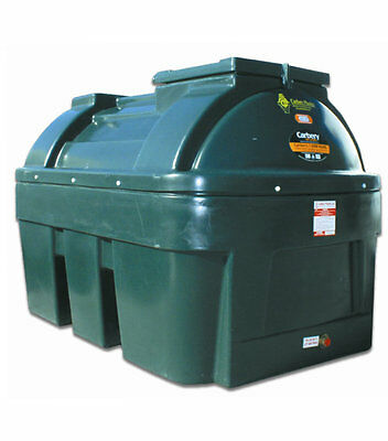 Carbery 1350L Bunded Oil Tank - OFTEC APPROVED