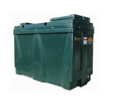 Carbery 1100L Bunded Domestic Heating Oil Tank - OFTEC APPROVED