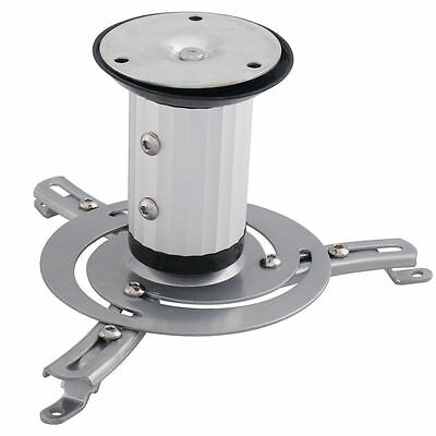 Projector Ceiling Wall Mount Tilting Swivel Universal LCD DLP UK Local Stock
