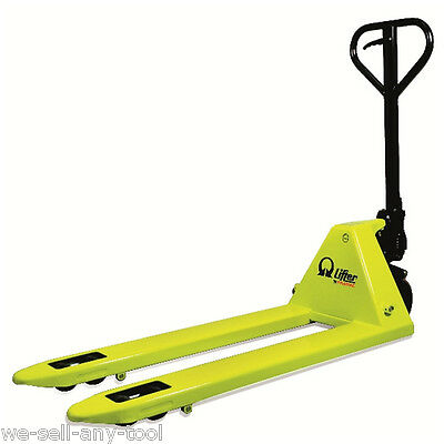 Pramac GS 2.2 ton Hand Pallet Truck European Manufactured Free Delivery