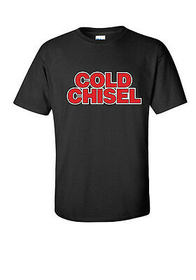 * COLD CHISEL*  T SHIRT! ..  BARNES CLASSIC AUSSIE ROCK   many colours sizes !!!