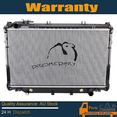 For Holden Commodore Radiator VY 6CYL V6 2002-2004 Full Aluminum AT/MT