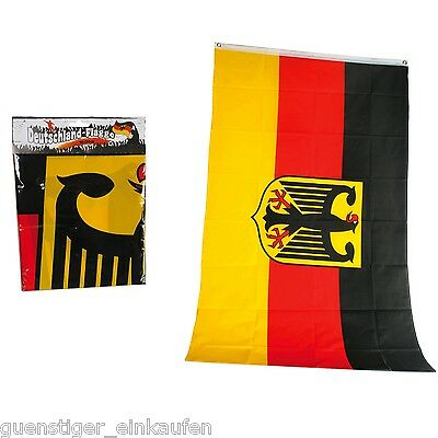deutschland fahne 90x150 flagge deutschlandfahne flaggen. Black Bedroom Furniture Sets. Home Design Ideas