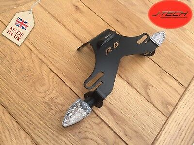**Yamaha R6  TAIL TIDY 2006 -2017 Number Plate Holder. Micro LEDs & Indicators**