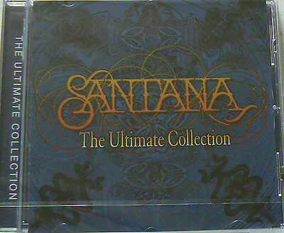 The Ultimate Collection - Santana (Cd)  Best Of  Neuf Scelle