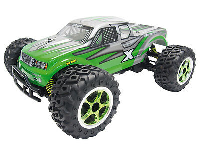 RC Monstertruck S-Track M 1:12 / 4WD / RTR / 1100mAh / bis 50m / 27 oder 40 MHz