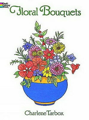 Floral Relax Fun Beautiful Stress Relief Therapy Design Coloring Books For Adult
