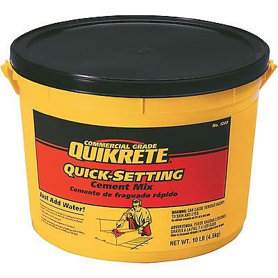 Quikrete Quick-Setting Cement
