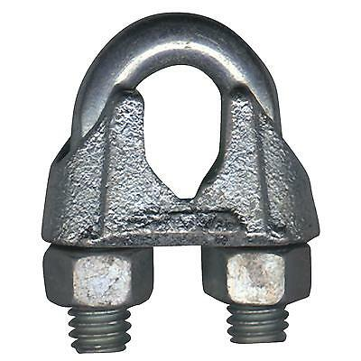 Campbell Stainless Steel Cable Clip