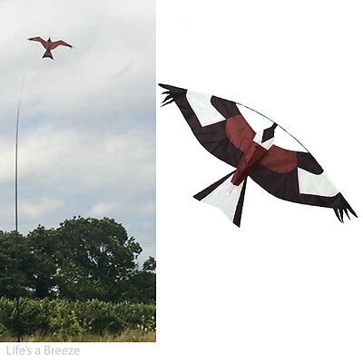 Red hawk Kite kits. Bird Scarer Protect Farmers Crops.Comes With A Free Line