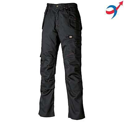 Dickies WD801 Redhawk Pro Work Trousers with Knee Pad Pockets