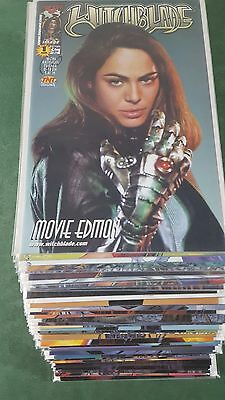 Witchblade #1-53 Near Complete Run NM HUGE LOT Michael Turner plus Extras