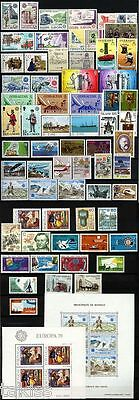 Europa CEPT-1978 Stamps Complete Year Set MNH **