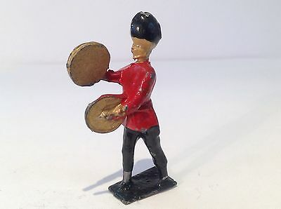 Crescent Guard Band Member Playing Cymbals. (ref Or 878)