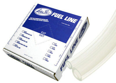 Motion Pro - 12-0043 - Clear Premium Fuel Line 3/16in. ID x 5/16in. OD - 25 Feet