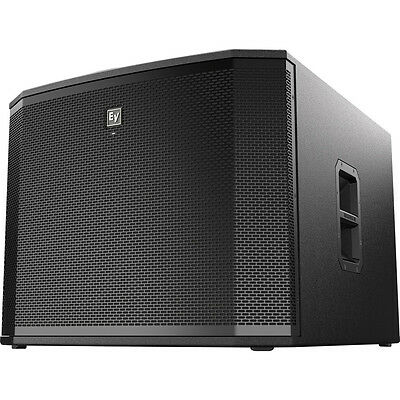 Electro Voice ETX-18SP Active 18-Inch Subwoofer 1800W Powerful Pro EV Sub