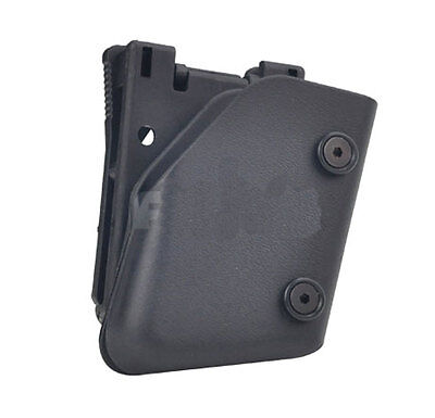 Black FMAmulti-anglespeedmagazinepouch2 suitable for IPSC