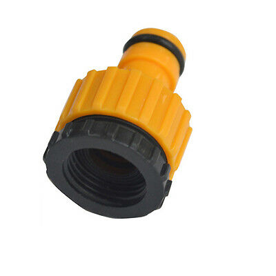 Water Pipe Connector Plastic Tap Adapter Garden Hose Tube Fitting Accessories