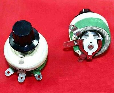 350 Ohm, 25W Power Rheostat