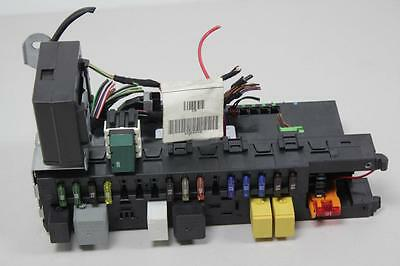 02-09 Mercedes Benz Sam Module Acquistion Fuse Box Relay W203 Unit 203 545 47 01
