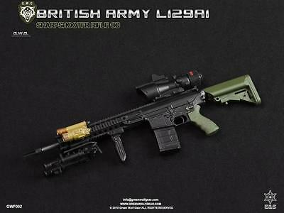 GWG-011-28 1//6th scale British L85A3 P-MAG