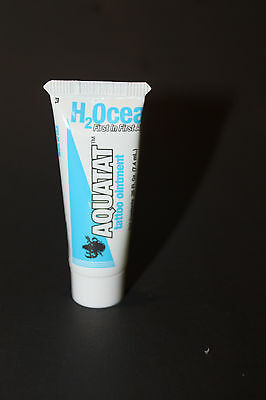 10 pack H2Ocean Aquatat Tattoo Aftercare Healing Ointment .25 oz expires 07/19