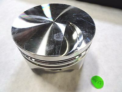 Diamond Pistons #12001 BBC Street/Strip Flat Top  4.280 Bore