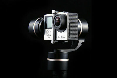 Christmas Special!!Feiyu G4 Gopro 4/3/3+ Handheld Gimbal 3-Axis stabilizer