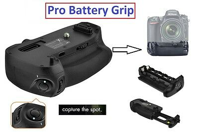 New Multi Power Professional Battery Grip For Nikon D750