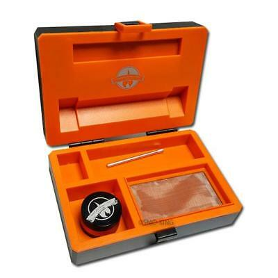 Cheeky One Smokerc Club Midi Size Rolling Box Plus Limited Edition Grinder