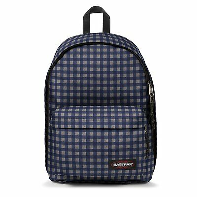 Eastpak Zaino Out of office porta computer colore Checksange Blue