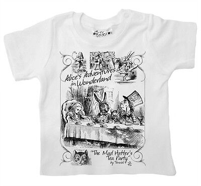 "Dirty Fingers /""Humpty Dumpty/"" Baby T-Shirt All Over Print Nursery Rhymes"